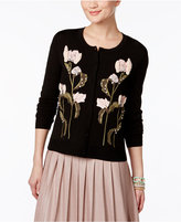 INC International Concepts Embellished Cardigan, Only at Macy's