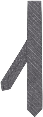 Thom Browne Pinstriped Tie