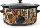 Nesco Open Country by Camouflage 8-qt. Slow Cooker