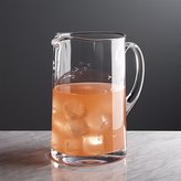 Crate & Barrel Reef Pitcher