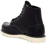 """Red Wing Shoes 6\"""" Black Harness Lace-Up Boot - Factory Second"""