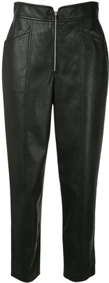 Rebecca Taylor Rebecca zipped trousers