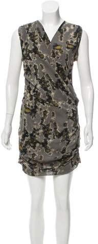 IRO Shana Silk Dress