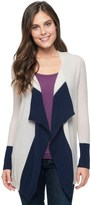 Splendid 100% Cashmere Long Sleeve Cardigan