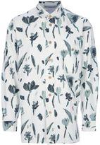 Issey Miyake Vintage floral shirt