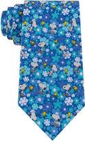Asstd National Brand Peanuts Snoopy Floral Tie