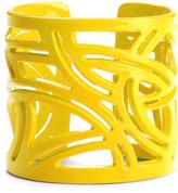 Moschitto Designs Cutout Geometric Cuff