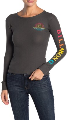 Billabong Stark Weather Long Sleeve T-Shirt