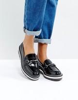 Tommy Hilfiger Patent Loafer