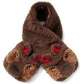 Gap Pro Fleece bear scarf