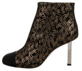 Chanel 2016 Jacquard Ankle Boots w/ Tags