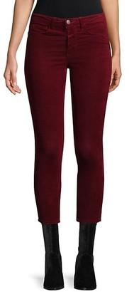 L'Agence Margot Velvet Pants