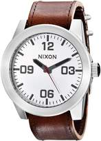 Nixon Men's A2431113 Corporal Watch
