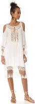 Anna Kosturova Marrakesh Cold Shoulder Dress