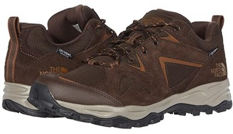 The North Face Trail Edge Waterproof (Chocolate Brown/Monks Robe Brown) Men's Shoes