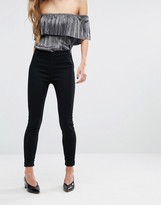 Miss Selfridge Black Jegging
