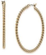 Lauren Ralph Lauren Perfect Pieces Twisted Hoop Earrings