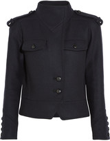 Isabel Marant Kieffer wool-blend jacket