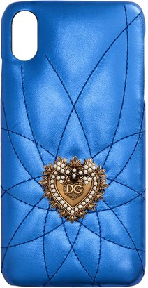 Dolce & Gabbana Devotion iPhone XS Max case
