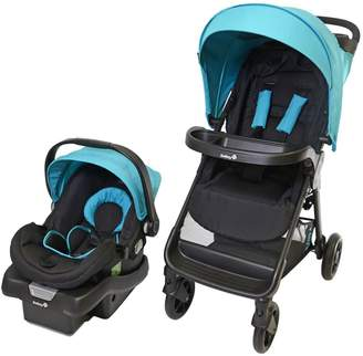 Safety 1st Lake Blue Smooth Ride LX Travel System