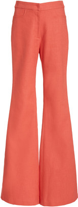 Alexis Emerson Linen Flared Pants