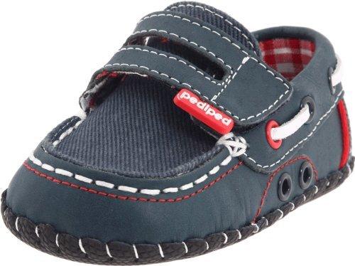 pediped Originals Naples Loafer (Infant)
