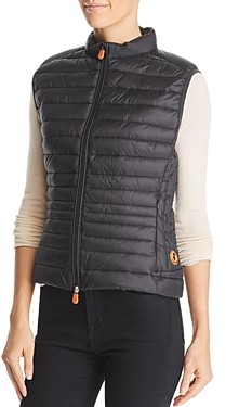 Save The Duck Quilted Packable Vest