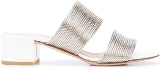 AGL open-tie sandals