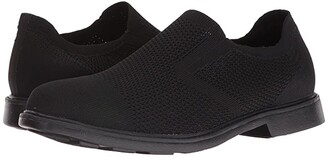Mark Nason Monza (Black Dressknit/Black Welt/Black Bottom) Men's Shoes