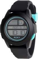Roxy Womens The Inspire 38mm Silicone Watch