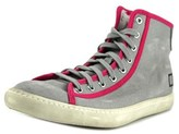 D.A.T.E Tender High Fantasy Canvas Fashion Sneakers.