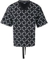 Kokon To Zai embroidered T-shirt - unisex - Polyester - XS