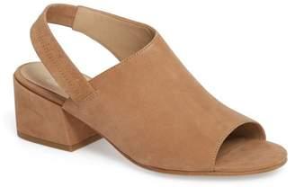 Eileen Fisher Leigh Asymmetrical Slingback Sandal