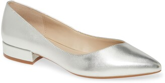 Kenneth Cole New York Camelia Pointed Toe Flat