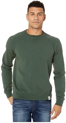 Hanes 1901 Heritage Fleece V-Notch Crew Neck Sweatshirt