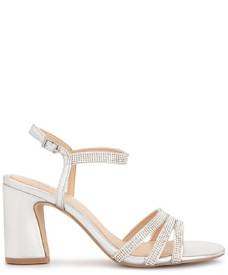 Badgley Mischka Brighton open-toe sandals