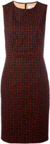 Diane von Furstenberg polka dot dress - women - Cotton/Polyester/Spandex/Elastane - 6