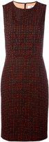 Diane von Furstenberg polka dot dress - women - Cotton/Spandex/Elastane/Polyester - 6