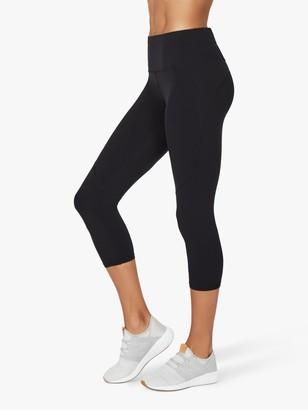 Sweaty Betty Power Crop Leggings, Black