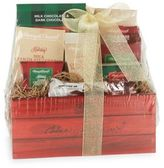 Harry & David Holiday Red Crate Gift Basket