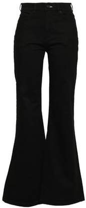 McQ High-rise Flared Jeans