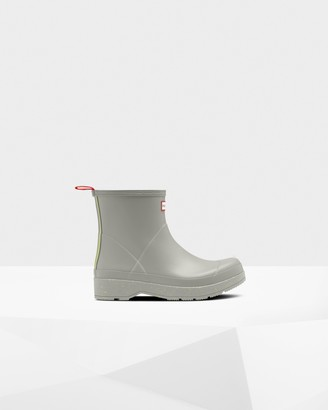 Hunter Men's Original Play Short Speckle Rain Boots