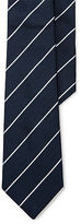 Ralph Lauren Purple Label Striped Silk Narrow Tie