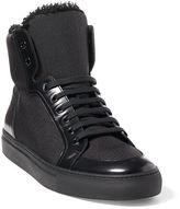 Ralph Lauren Soren Shearling Sneaker