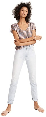 Madewell Perfect Summer Jeans in Fitzgerald Wash (Fitzgerald Wash) Women's Jeans