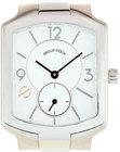 philip stein small classic chronograph watch head
