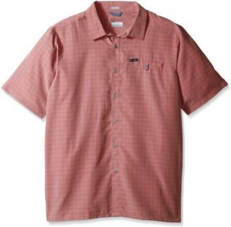 Columbia Men's Big Declination Trail II Short Sleeve Shirt