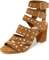 Loeffler Randall Galia Studded City Sandals