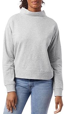 Alternative Mock Turtleneck Sweatshirt
