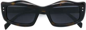 Moschino Ergonomic Square Sunglasses